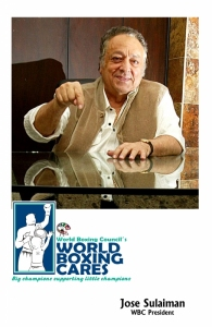 jose sulaiman wbc cares photo